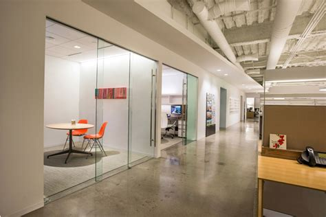 Interior Commercial Glass Doors Commercial Glass Walls And Doors Projects Klein Usa