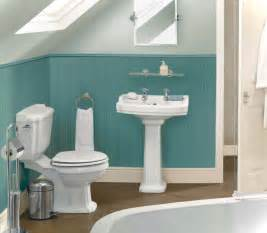 Very Tiny Bathroom Ideas by How To Decor A Small Blue Master Bath Actual Home