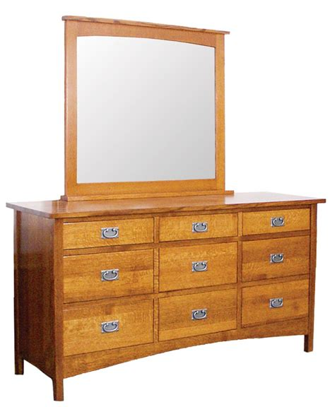 Arts And Crafts Dresser by Arts And Crafts Dresser Amish Direct Furniture