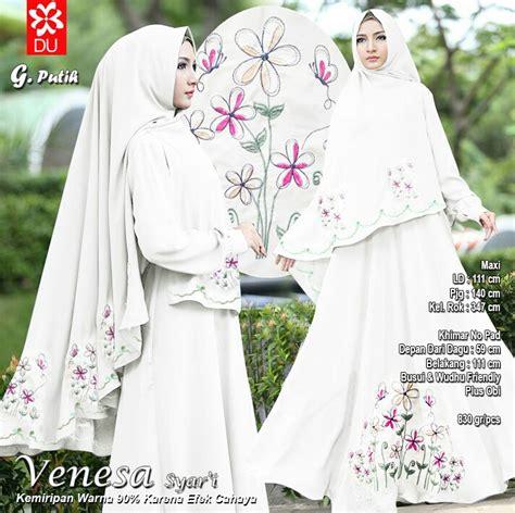 Dress Maxi Wanita Muslim Kotak Mix Putih Xl supplier tangan pertama dress atasan tunik hijabers murah kota tangerang laman 41