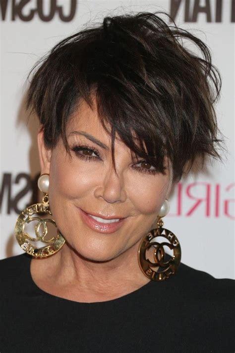 Kris Hairstyles by 20 Best Of Haircuts Kris Jenner