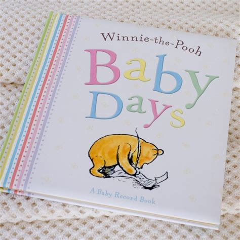 winnie the pooh picture book winnie the pooh baby record book my gifts