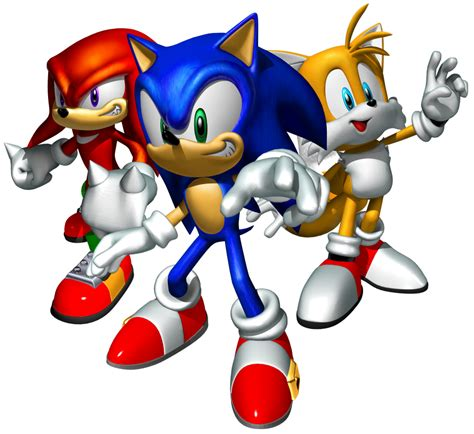 sonic png images file team sonic png sonic retro