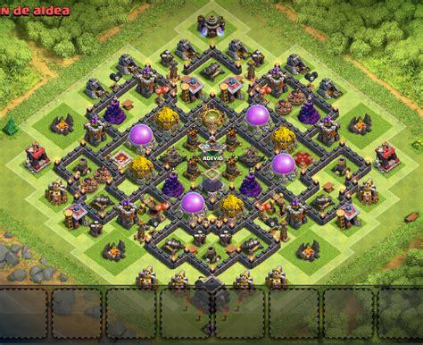bases coc la familia clan view image clash of clans tipos de aldea