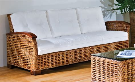 wicker sofas wicker sofas indoor awesome wicker furniture indoor images