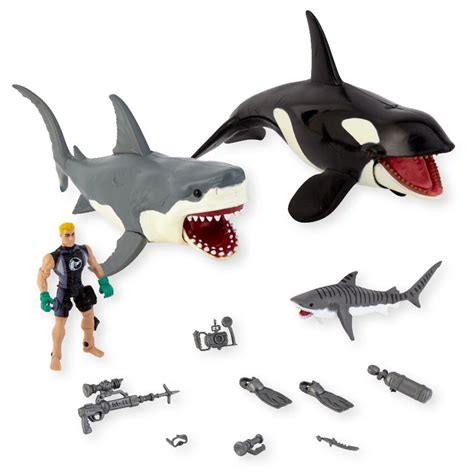 killer whale toys r us animal planet shark and whale playset toys quot r quot us