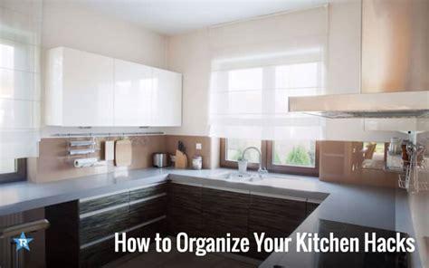 how to arrange kitchen ᑐ19 surprising ways to φ φ organize organize your kitchen