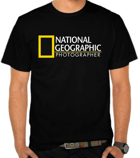 jual kaos national geographic photographer fotografi