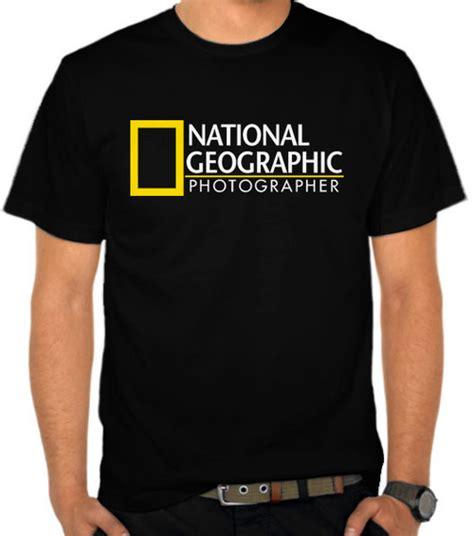 desain kaos national geographic jual kaos national geographic photographer fotografi