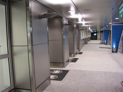 gamma curtain wall airport projects gamma