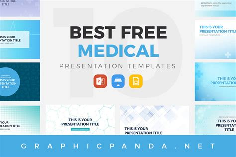 The 10 Best Free Medical Powerpoint Templates Keynote Google Slides Free Powerpoint Slide Template