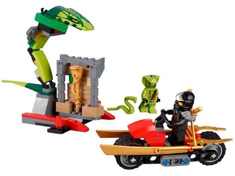 the lego ninjago lego 174 ninjago brickmaster kit fight the power of the