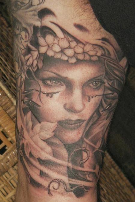 ethan tattoo realistic by ethan tattoonow