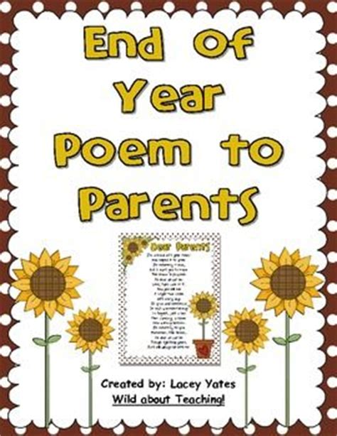 Parent Letter Graduation 17 best images about end of year preschool on