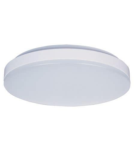 Energy Efficient Ceiling Lights Maxim 87584wtwt Profile Energy Efficient Led 13 Inch White Flush Mount Ceiling Light