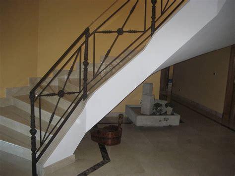 barandillas modernas para escaleras barandillas para escaleras de hierro y forja en madrid