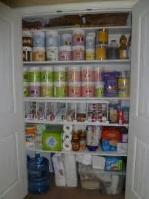 Food Pantry Closet Ventana Ward Provident Living Food Storage Solutions Part 1