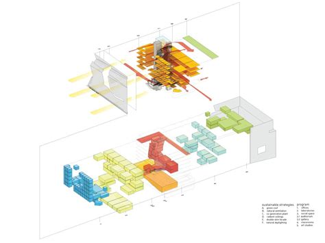 architecture program diagram the cooper union for the advancement of science and