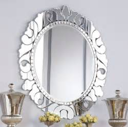 Decoration Mirrors Home by Photos Jessica Mcclintock Couture Round Venetian