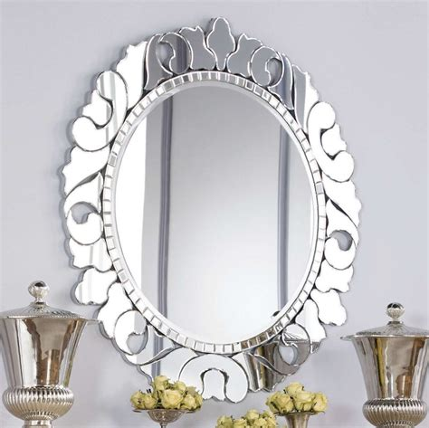 decoration mirrors home photos jessica mcclintock couture round venetian