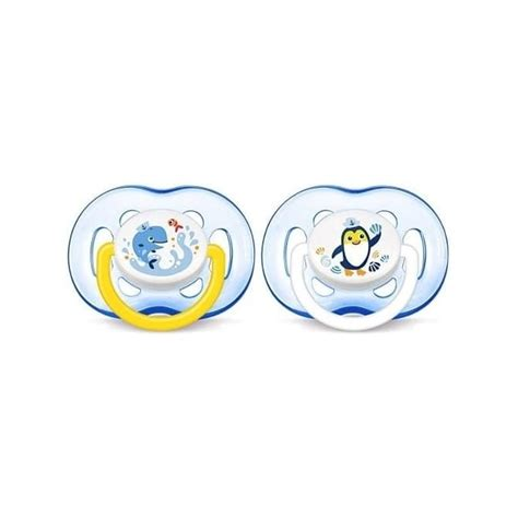 Avent Soother Freeflow 6 18 Mths X2 avent freeflow silicon soother blue 18m 2pcs baby from pharmeden uk
