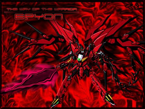 gundam epyon wallpaper mobile suit gundam wing wallpaper epyon the way of the