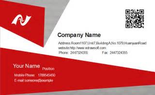 business card format technician business card template