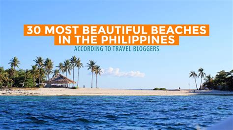 Find In Philippines 30 Best Beaches In The Philippines According To Travel Part 2 Philippine