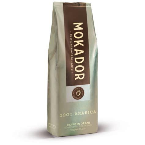espresso beans 100 arabica mokador 100 arabica coffee espresso whole bean 1000 g