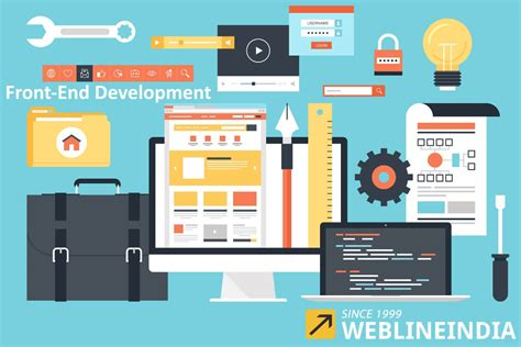 front end mobile development the different types of mobile apps weblineindia