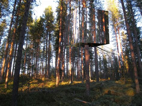 mirror house an inspiring mirrored treehouse design you ll want to experience