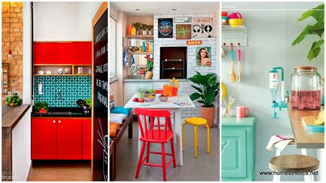 17 colorful kitchen designs that would cheer up any home