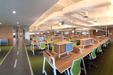 potret kantor startup kece  indonesia kekinian banget
