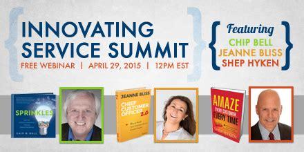innovating service summit webinar  feature