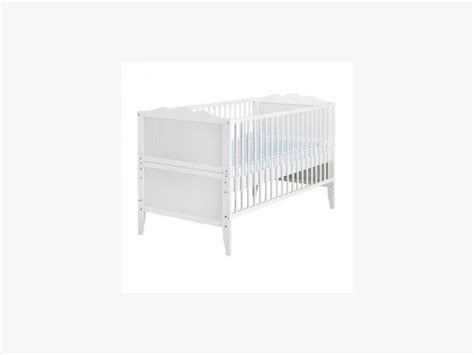 Ikea Crib Toddler Bed Ikea Hensvik Baby Crib To Toddler Bed West Shore Langford Colwood Metchosin Highlands