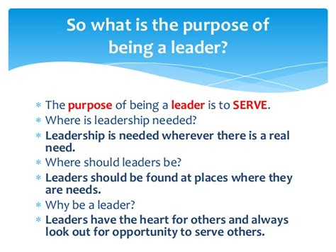 lead to serve the woodgrove leadership week