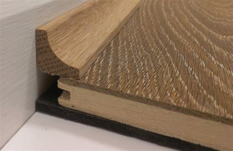 plastic beading strips flat oak door threshold floors doors interior design