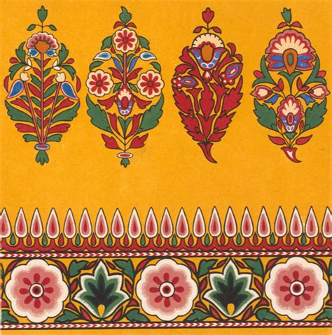 pattern and ornament in the art of india owen jones and the v a collections victoria and albert