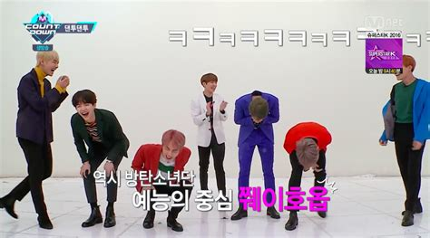 bts countdown watch bts cracks each other up as they switch parts from