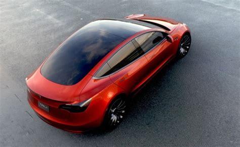 Tesla Base Price Tesla Model 3 Sedan Gets 350km Range 35 000 Us Base