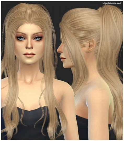 barbies stuffs hairstyles sims 4 hairs sims 4 hairs simista newsea s mermaid hairstyle retexture