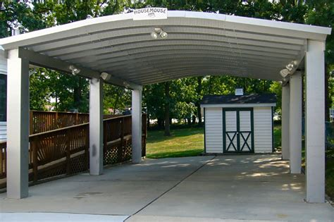metal carports custom portable steel carport buildings