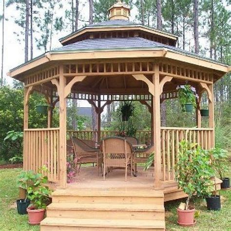 backyard gazebo best 25 modern gazebo ideas on garden gazebo