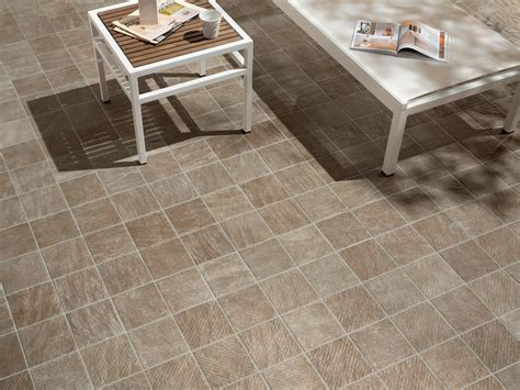 backyard tile porcelain stoneware outdoor floor tiles alpi pordoi by ceramiche keope