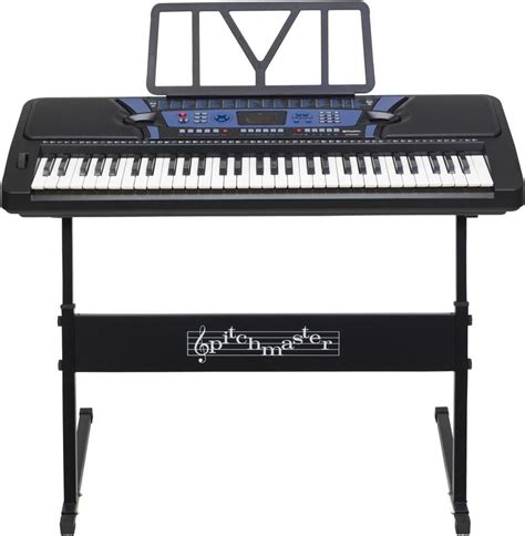 Sale Portable Piano Musical Keyboard Mainan Musik 61 key digital interactive teaching portable keyboard