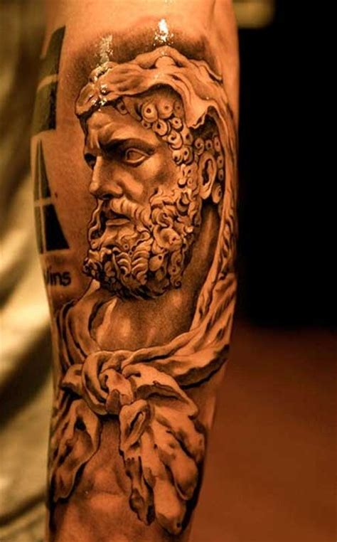 greek mythology tattoo designs god tattoos designs ideas and meaning tattoos for you