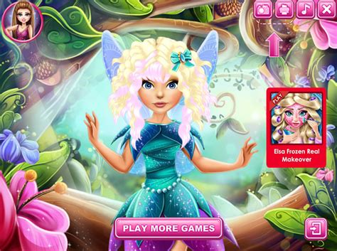 real haircut games tinkerbell pixie hollow real haircuts girls games gamingcloud