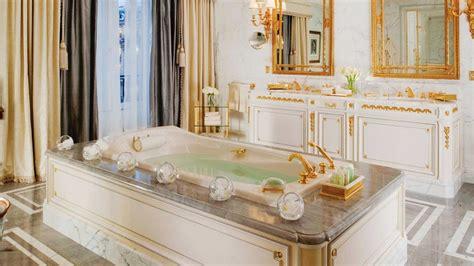 bathrooms in paris four seasons hotel george v paris the bridal circle