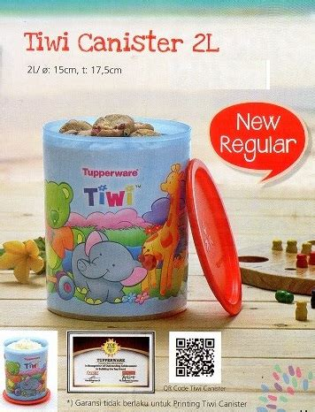 Tupperware Tiwi tupperware tiwi canister 2l tupperware