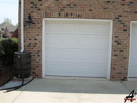 single garage door stallings nc garage doors repairs installtions stallings nc